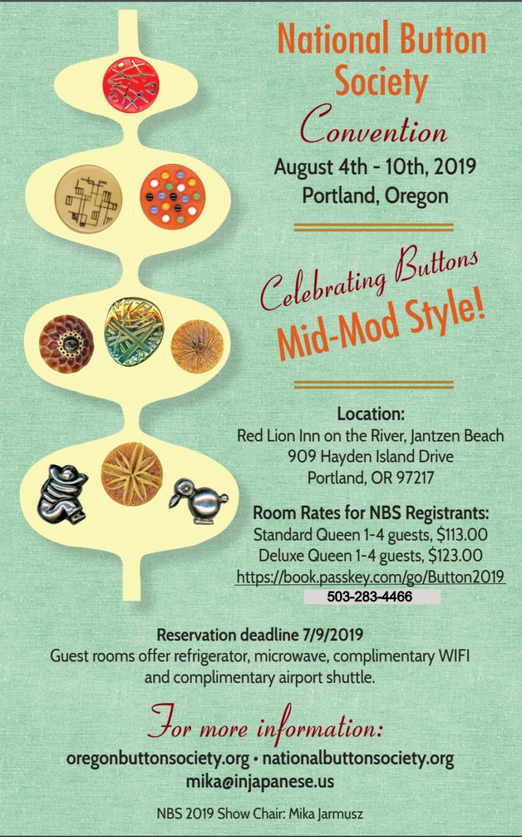 Make Hotel Reservation for NBS 2019 Portland